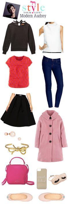 Audrey: Fall Wardrobe Update