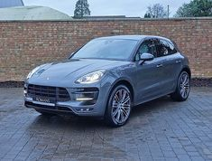 2015 Used Porsche Macan Turbo Porsche Macan Turbo, Porsche Cayenne Gts, Porche Car, Used Porsche, Lux Cars, Classy Cars, Car Goals, Luxury Suv, Expensive Cars