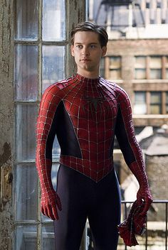 I will always love my Tobey Maguire as Spiderman <3