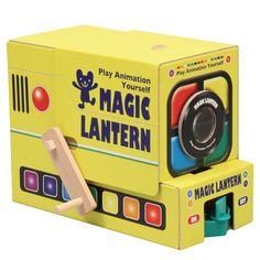 Brainiac Magic Proyector Kit, super cool!