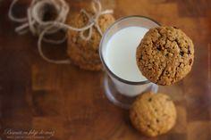 biscuiti cu fulgi de ovaz 2 s What A Beautiful Day, Biscuits, Ice Cream, Cookies, Desserts, Food, Crack Crackers, No Churn Ice Cream, Crack Crackers