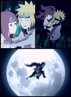 Minato & Kushina. I love this part!