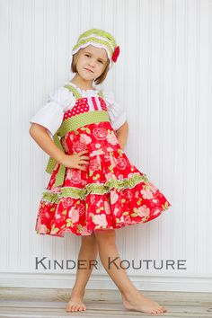 Love this dress!! Another great one by Kinder Kouture.