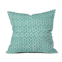 Everyone knows that diamonds are a girl's best friend. But a pillow with a diamond pattern? Even better (and more affordable). Cozy up with this sweet pillow. It'll be your new BFF. Choose either pillo...  Find the Diamond a Dozen Pillow, as seen in the Dreaming of Mid-Century Collection at http://dotandbo.com/collections/dreaming-of-mid-century?utm_source=pinterest&utm_medium=organic&db_sku=102601