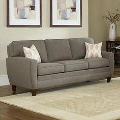 Contemporary Sofa in Webber Beige | Nebraska Furniture Mart