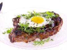 Tuscan Rib-Eye Steak