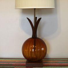 Mid-Century Modern Danish Lamp, $82