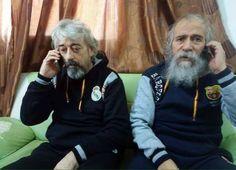 Liberati in #Libia gli ostaggi Gino #Pollicardo e Filippo #Calcagno. Stanno bene. #lalinearossa