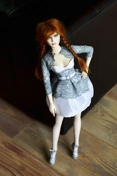 THE FASHION DOLL REVIEW: Ashleigh in New York Night