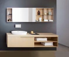 Agape - Mirror units 027 - Benedini Associati, 2002 - wall mounted mirror cabinet