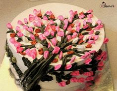 This cake will be in my kitchen Mosaic styles!