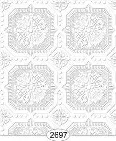 Walpaper; Tile for ceiling, wall, or floor