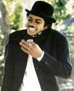 Michael Jackson - he had the best smile.