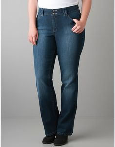 93ab291965d Boot Cut Jean with T3 Tighter Tummy Technology