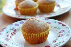 Whole Wheat Banana Muffins - WWP+5 per muffin