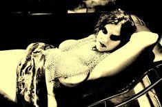 vintage photos of women of the bordellos   victorian sleeping beauty