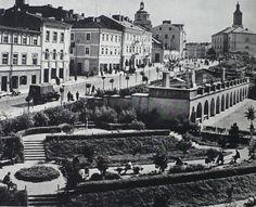 [Lublin] Stare widoki, fotki, ryciny, plany