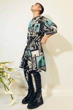 Fausto Puglisi Fall 2018 Menswear Collection - Vogue