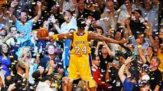 Kobe Bryant plans to retire at 35