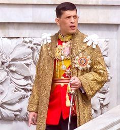 His Royal Highness Crown Prince Maha Vajiralongkorn. King Rama 10, King Bhumipol, King Of Kings, King Queen, Crown Prince Of Thailand, King Thai, Queen Sirikit, African Royalty, Bhumibol Adulyadej