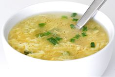 Simple 10 Minute Egg Drop Soup Recipe loaded with Asian Flavors. Better than your Chinese Take Out Food. Simple to prepare.
