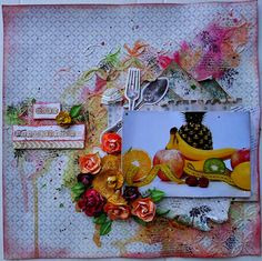 """""""Good Resolutionsl"""" by Evelyn Walter - C'est Magnifique January 2015 Kits"""