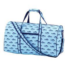 Children s Preppy Duffle Bag Travel Bags 4a51fa4f05fe2