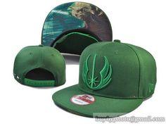 DC Comics Snapback Green