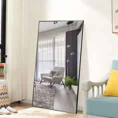 Top Product Reviews for Abbyson Radiance Round Wall Mirror   Overstock.com   15588665 Full Body Mirror, Full Length Floor Mirror, Mirror Floor, Oversized Floor Mirror, Wall Mounted Mirror, Mirror Hanging, Leaning Mirror, Ikea Mirror, Wall Mirrors