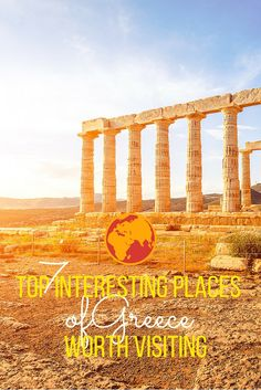 7 Top Interesting Places Of Greece Worth Visiting
