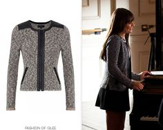 Thanks prettylittle-fashionista!  Rag & Bone Lory Jacket - $495.00  Worn with: L'Agence top, Marc by Marc Jacobs bag