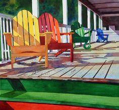 Anne Abgot Watercolor