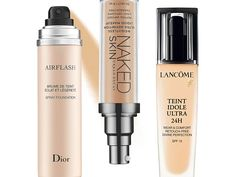 Rank & Style - Best Department Store Foundations #rankandstyle