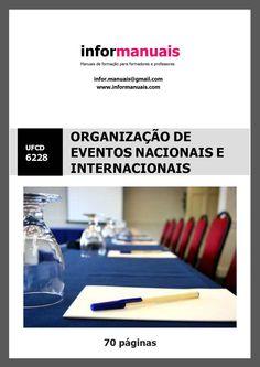 6228. Organização de eventos nacionais e internacionais