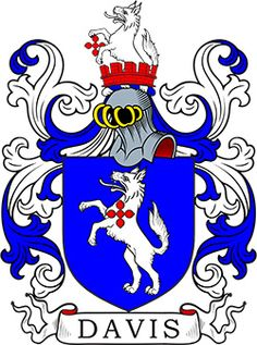 Davis Coat of Arms
