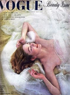Vogue Beauty Issue Vogue November 1, 1940