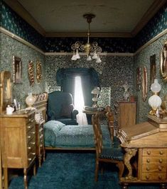 Bedroom for dollhouse