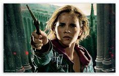 HP7 Part 2 Hermione HD desktop wallpaper