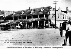 Stoneman's Raid: Salisbury and the Yadkin River Bridge