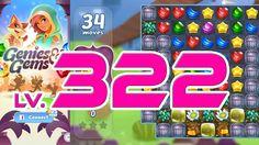 Genies & Gems - Level 322 (1080p/60fps)