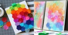 7 Activités extraordinaires à faire avec les enfants! Peinture et bricolage!