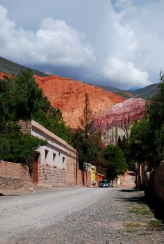 Norte Argentino /Purmamarca
