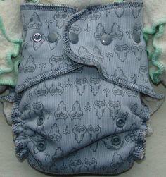 way cute cloth diaper
