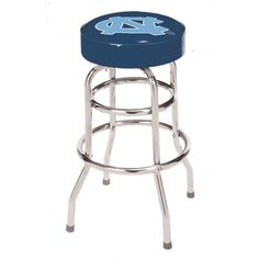 UNC Tar Heels Swivel Bar Stool