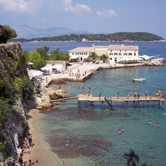 Corfu: the evergreen Greek island