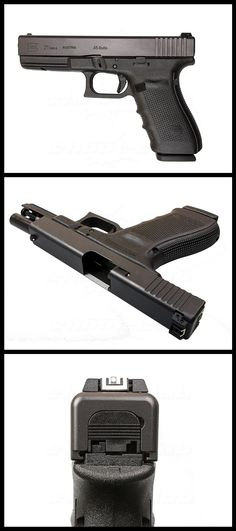"Pistole Glock 21 Generation 4  - im Kaliber .45  ""American dream gun"""
