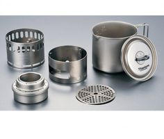 Evernew Titanium Minimalist Set + BONUS $10 POT COZY - FREE! Free matching pot cozy with each stove while supplies last! We will add one to your order. No need to do anything more. The Evernew Titanium Minimalist set combines the popular and effective Ti DX set with a 500 ml Ti pot to create a lightweight, compact, and versatile cook set that is ideal for solo hikers.