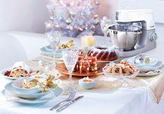 Weihnachtsbäckereien gelingen mit Kenwood
