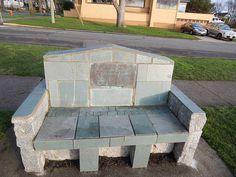 1st bench