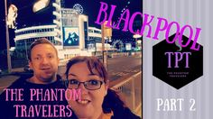 It's day 2 of our Blackpool trip, then day 3 too just because we can! The Phantom Travelers have been to Blackpool, we went to the Pleasure Beach, saw some o. Blackpool, Travel Videos, Hotel Reviews, Us Travel, Other People, Geek, Tours, Dance, Unique